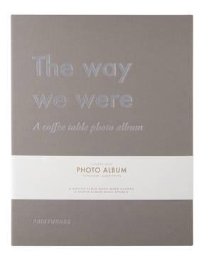PRINTWORKS Fotoalbum THE WAY WE WERE