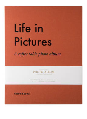 PRINTWORKS Fotoalbum LIFE IN PICTURES