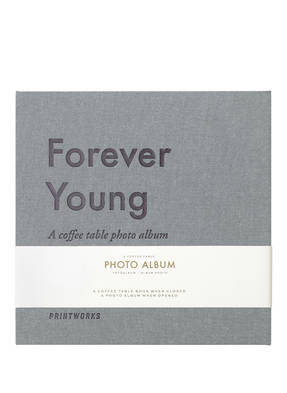 PRINTWORKS Fotoalbum FOREVER YOUNG