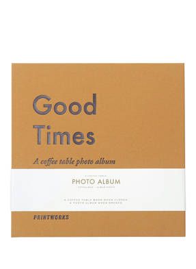 PRINTWORKS Fotoalbum GOOD TIMES