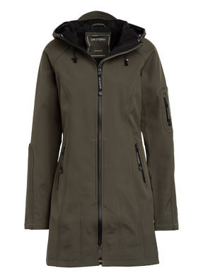 ILSE JACOBSEN Softshell-Mantel