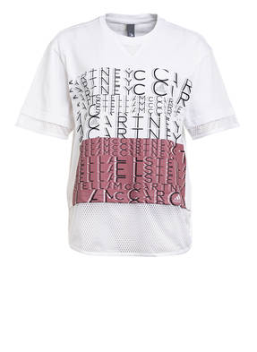 adidas by Stella McCartney T-Shirt ATHLETICS LOGO