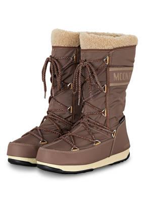 MOON BOOT Moon Boots MONACO WOOL WP