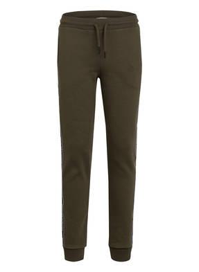 Calvin Klein Sweatpants mit Galonstreifen