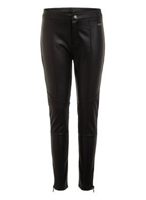 Pepe Jeans Leggings in Lederoptik