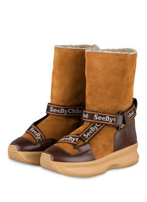 SEE BY CHLOÉ Boots CROSTA