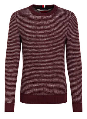 TOMMY HILFIGER Pullover HONEYCOMB