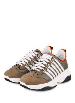 DSQUARED2 Sneaker BUMPY 251