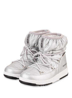 big sale 2b47b a399e Moon Boots LOW NYLON WPKIDS