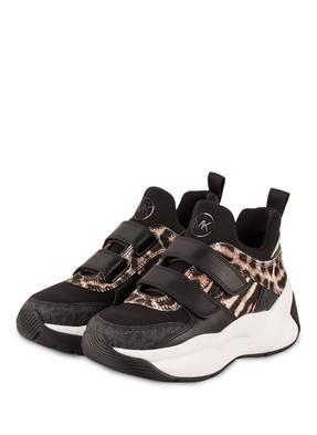 newest 38292 9a484 Plateau-Sneaker KEELEY