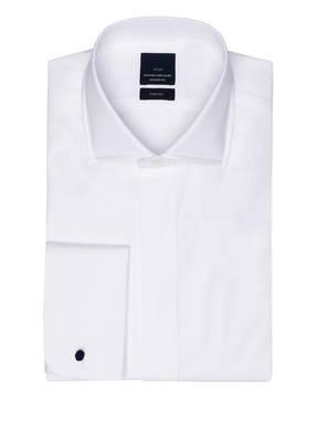 EDUARD DRESSLER Smoking-Hemd Shaped Fit mit Umschlagmanschette