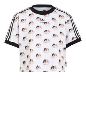 adidas Originals Cropped-Shirt