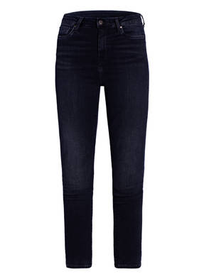 7 for all mankind 7/8-Jeans THE SKINNY COATED