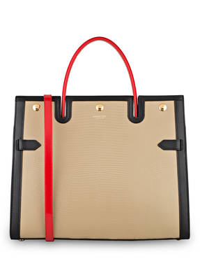 BURBERRY Shopper TITLE MEDIUM