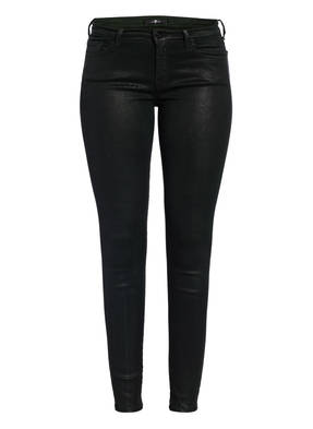 7 for all mankind Coated-Jeans THE SKINNY