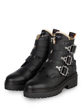 NUBIKK Biker Boots