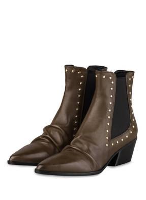 ELVIO ZANON Chelsea-Boots