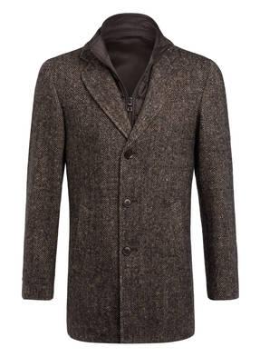 CHAS Mantel aus Schurwolle
