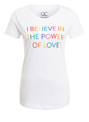 QUANTUM COURAGE T-Shirt POWER OF LOVE