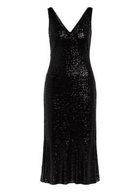 LAUREN RALPH LAUREN Kleid BEZZIE mit Paillettenbesatz