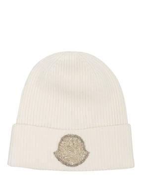 MONCLER Mütze aus Schurwolle