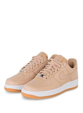 Nike Air Force 1 07 Lux W Schuhe beige einfach reduzieren