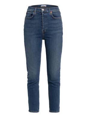 RE/DONE 7/8-Jeans ULTRA HIGH RISE