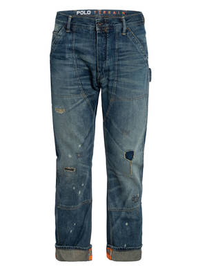 POLO RALPH LAUREN 7/8-Jeans UTILITY Slim FIt
