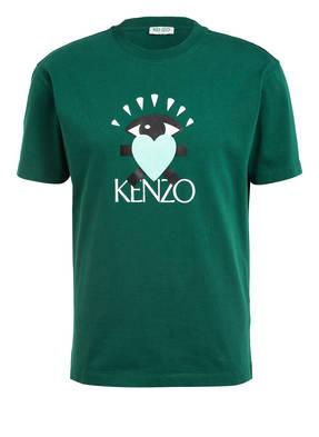 KENZO T-Shirt CUPID HEART SKATE