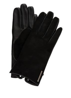 TED BAKER Lederhandschuhe SOFIE mit Touchscreen-Funktion