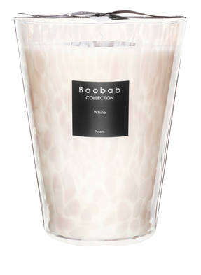 Baobab COLLECTION Duftkerze WHITE PEARLS
