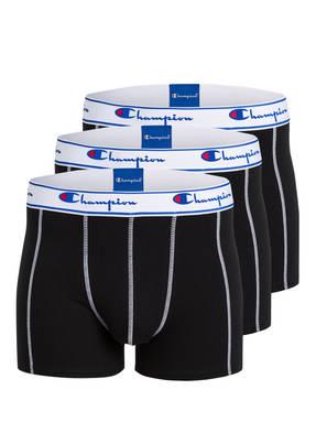 Champion 3er-Pack Boxershorts