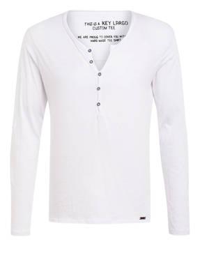 KEY LARGO Henley-Shirt GINGER