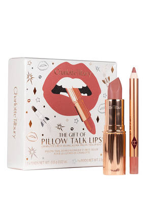 Charlotte Tilbury THE GIFT OF PILLOW TALK LIPS