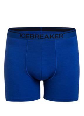 icebreaker Funktionswäsche-Boxershorts ANATOMICA mit Merinowolle-Anteil