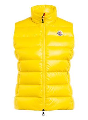 Gelbe MONCLER Bekleidung online kaufen :: BREUNINGER