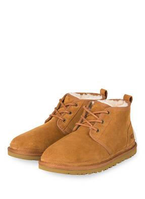 UGG Desert-Boots NEUMEL mit Schaffellfutter