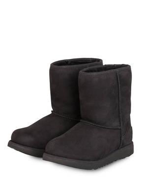UGG Boots CLASSIC SHORT mit Echtfellfutter