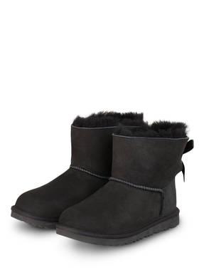 UGG Boots MINI BAILEY BOW mit Echtfellfutter