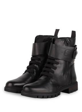 DONNA CAROLINA Biker Boots