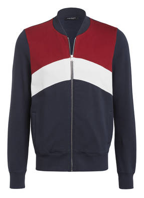 RON DORFF Lounge-Sweatjacke