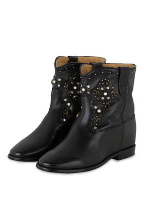 ISABEL MARANT Cowboy Boots CLUSTER