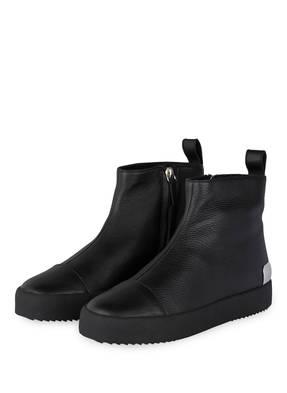 GIUSEPPE ZANOTTI DESIGN Boots TRACY STEEL