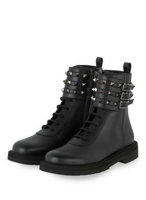 VALENTINO GARAVANI Boots COMBAT