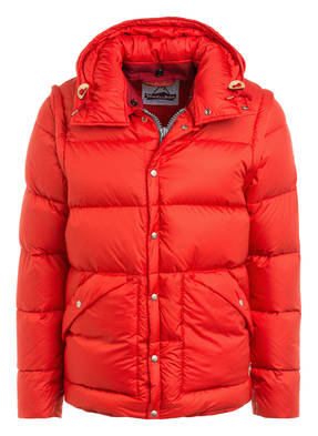 Holubar Daunenjacke POWDER JACKET