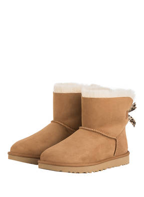 UGG Boots MINI BAILEY BOW II EXOTIC