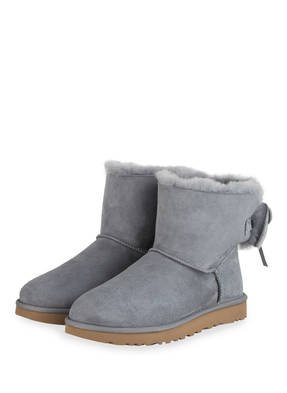 UGG Boots CLASSIC DOUBLE BOW MINI