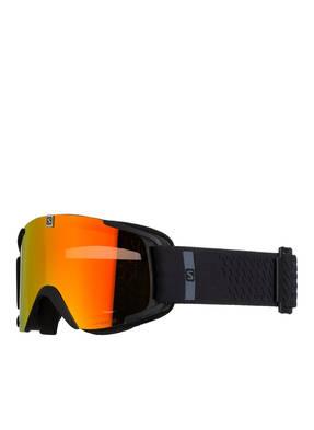 Schwarze SALOMON Skibrillen für Damen online kaufen