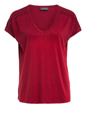 MOS MOSH T-Shirt DARA mit Nietenbesatz
