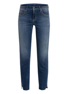 CAMBIO Jeans LIU mit Schmucksteinbesatz